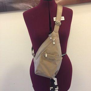 Baggallini mini sling convertible backpack